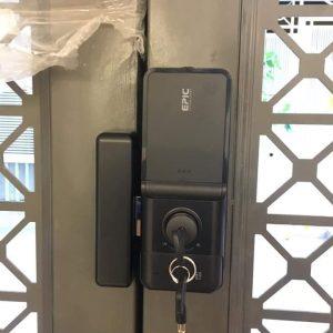 Epic FF730G - Vibra - khóa cửa điện tử hà nội