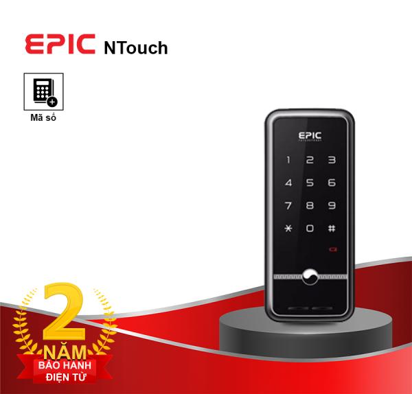 khóa điện tử Epic N Touch - logo