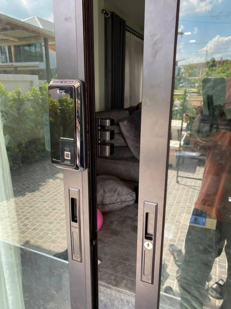 Epic popscan H cửa nhôm kính trượt