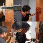 Hướng dẫn lắp khóa cửa vân tay - khóa cửa thông minh - khóa cửa điện tử - khóa từ